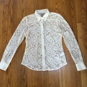 Lucky Lace Blouse